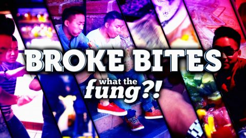 BROKE BITES - WHAT THE FUNG - TITLE SCREEN