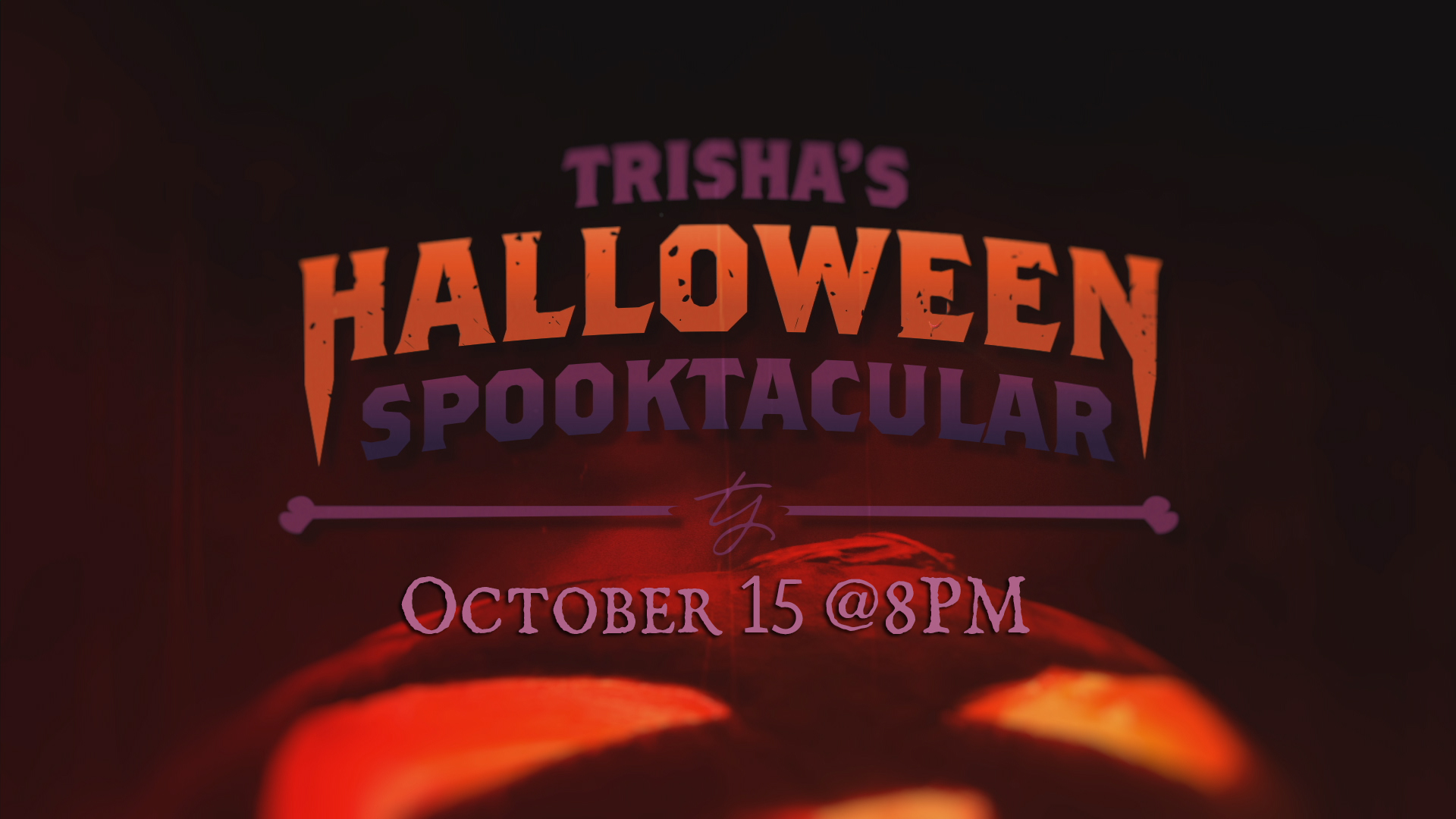 TSK HALLOWEEN SPECIAL coming soon